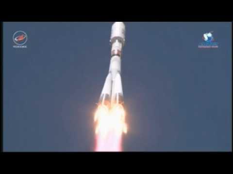 Пуск РН «Союз-2.1а» с КА «Канопус-В-ИК», «Маяк» и ещё с 71 КА