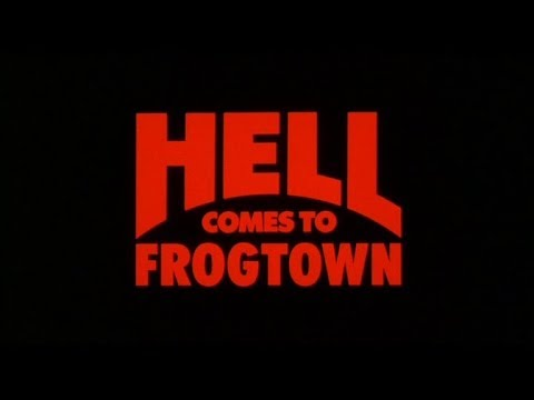 Hell Comes to Frogtown (1988) - DEUTSCHER TRAILER
