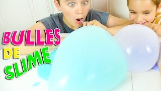 Video BULLES DE FLUFFY SLIME GÉANTES - SLIME BUBBLES MP3, 3GP, MP4, WEBM, AVI, FLV September 2017