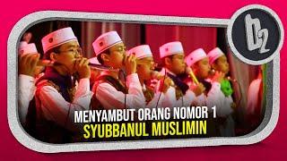 Video Menyambut Kedatangan Orang No.1 Di Syubbanul Muslimin. MP3, 3GP, MP4, WEBM, AVI, FLV Desember 2018