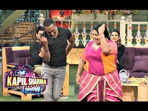 The Kapil Sharma Show  - Episode 10 - Raveena Tandon and Dwayne Bravo  - 22nd May 2016 - Preview