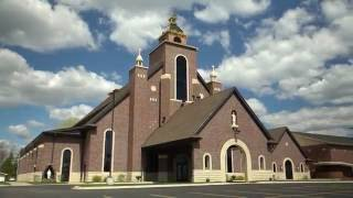 Mosinee (WI) United States  City new picture : St Paul Catholic Church, Mosinee WI