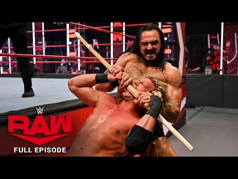 WWE Raw Full Episode, 27 July 2020