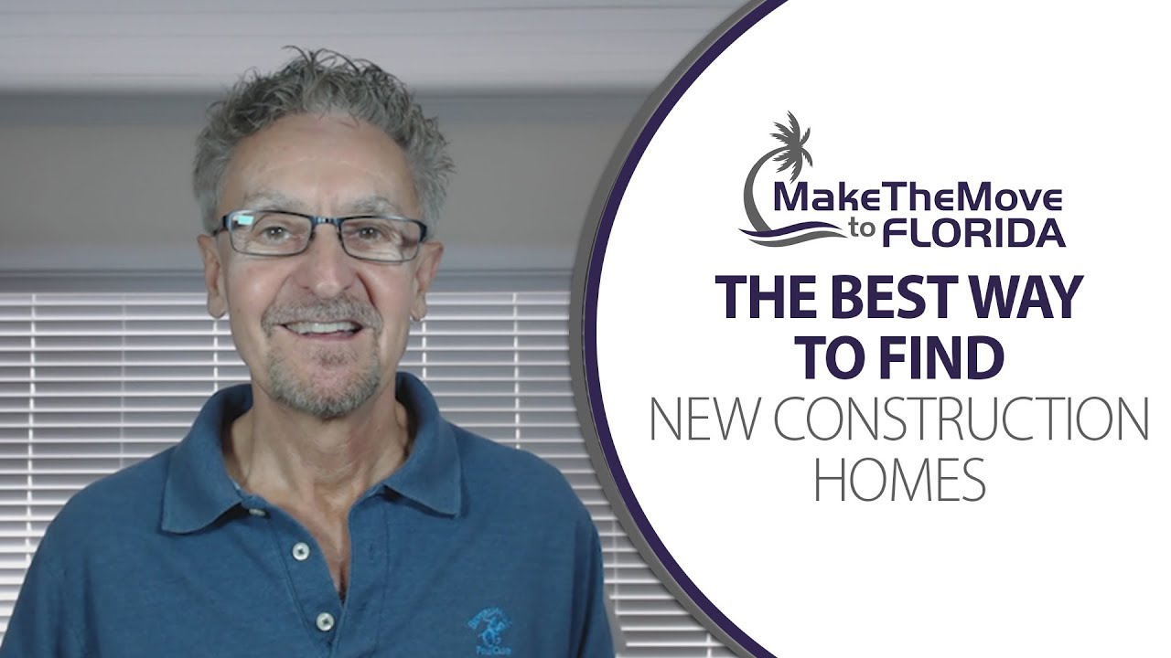 What Is the Best Way to Find and Buy New Construction?