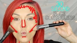 30 Second Contouring - Fast Makeup Like A Pro by Kandee Johnson
