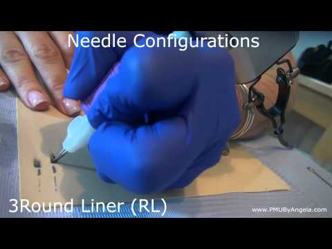 Understanding Tattoo Needle Configurations