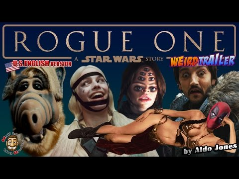 A Hilariously Weird Parody of the Rogue One A Star Wars Story