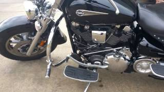 10. 2007 Yamaha Road Star Midnight Silverado®