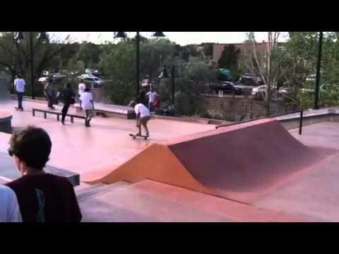 Santa Fe- De Vargas Skatepark Grand Opening 2013