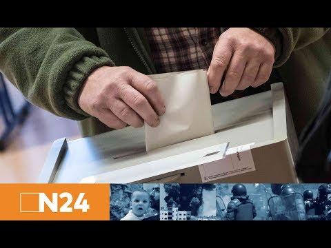 So hat Niedersachsen gewählt: Hohe Wahlbeteiligung und  ...