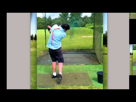 Golf Downswing Hip Turn Lesson
