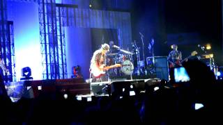 bruno mars grenade live milano 10/10/2011
