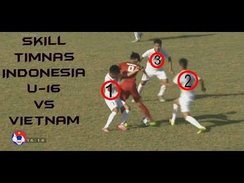 Download Video Full Skill Timnas Indonesia U-16 Vs Vietnam ● Tien Phong Plastic Cup 2017 ● HD