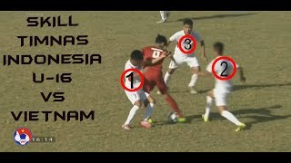 Video Full Skill Timnas Indonesia U-16 vs Vietnam ● Tien phong plastic cup 2017 ● HD MP3, 3GP, MP4, WEBM, AVI, FLV Januari 2018