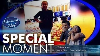 Video Ibu Herlin sangat berjasa bagi Maria - Spekta Show Top 9 - Indonesian Idol 2018 MP3, 3GP, MP4, WEBM, AVI, FLV Oktober 2018