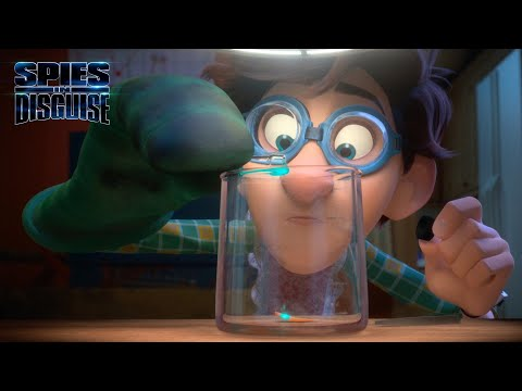 Spies in Disguise | Walter's Gadgets| 20th Century Fox