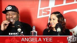 Video Angela Yee Plays Smash or Pass - Eminem, Drake or 50 Cent??? MP3, 3GP, MP4, WEBM, AVI, FLV Februari 2018