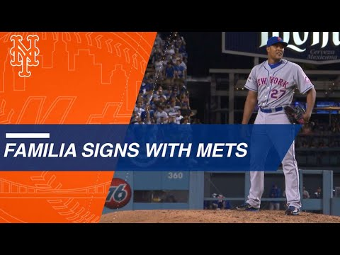 Video: Jeurys Familia returns to the Mets