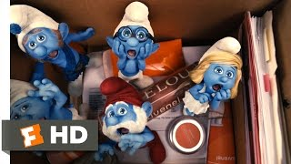 Nonton The Smurfs  2011    Meeting The Smurfs Scene  4 10    Movieclips Film Subtitle Indonesia Streaming Movie Download