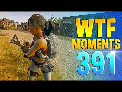 PUBG Daily Funny WTF Moments Highlights Ep 391 (видео)