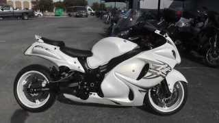 6. 100646 - 2011 Suzuki Hayabusa GSXR 1300 - Used Motorcycle For Sale