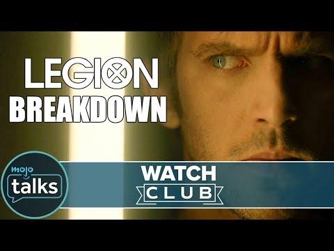 Legion Season 2 Episode 4 BREAKDOWN - WatchClub