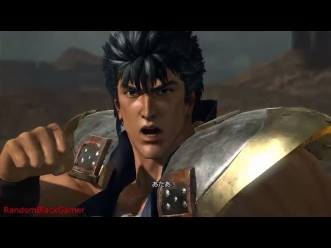 Fist of the North Star: Ken's Rage 2 - All Cutscenes Movie in HD