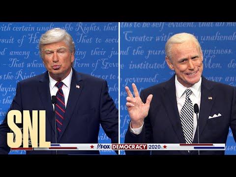 First Debate Cold Open - SNL