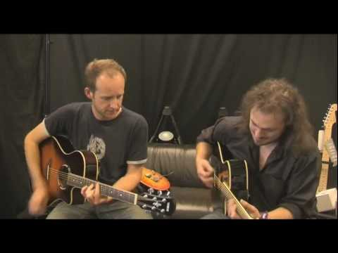 The Andertons Jazz Guitar Masterclass (Featuring Alex Hutchings and Pete Callard)