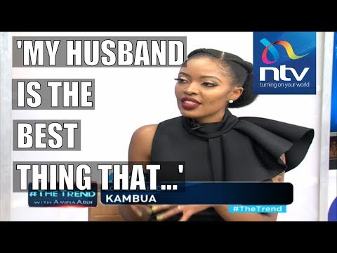 Kambua opens up about marriage, pregnancy issues and negativity || #theTrend