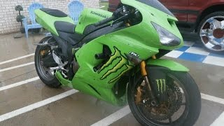 3. 2006 Kawasaki Ninja ZX-6R  for sale in Wilmington, NC 28405