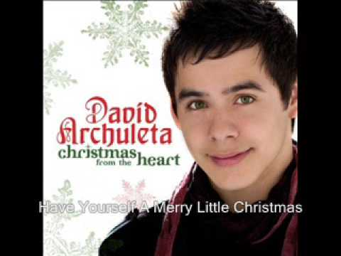 David Archuleta - Christmas From The Heart Album Samples