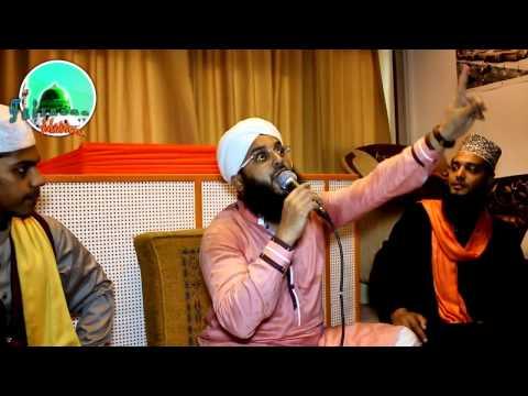 Pukaro Yaa Rasul Allah Sajid Qadri Holland 2014
