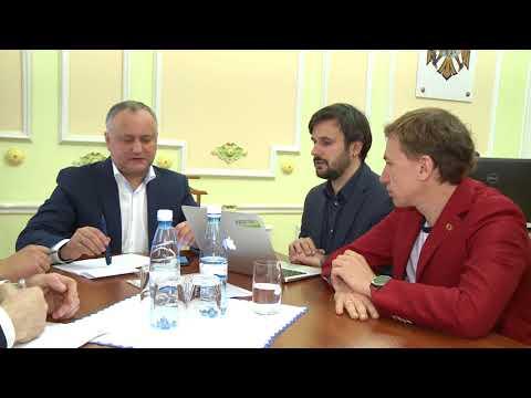 """Șeful statului a convocat o ședință de lucru cu privire la lansarea evenimentului """"Hai Haiduci!"""""""