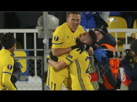 Rostov vs Sparta   Highlights 16.02.17 HD