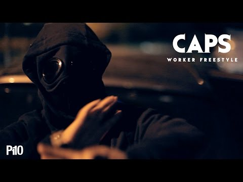 Caps – Worker Freestyle  #StraightAuthentic
