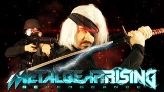 Video Metal Gear Rising: Angry Review MP3, 3GP, MP4, WEBM, AVI, FLV Desember 2018