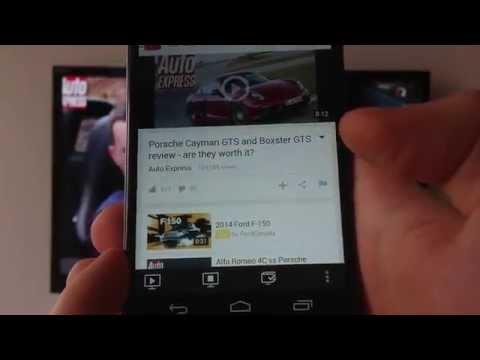 Video of Tubio - Stream YouTube to TV
