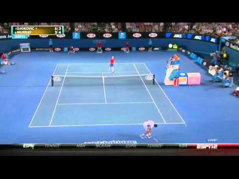 Andy Murray best points of 2012