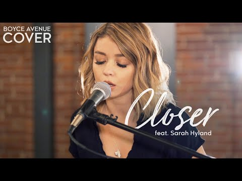 , title : 'Closer - The Chainsmokers ft. Halsey (Boyce Avenue ft. Sarah Hyland cover) on Spotify & iTunes'
