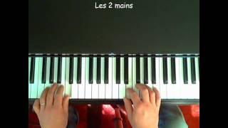 Leçon De Piano N°1 Pour Débutant  'First Touch' Niveau 1