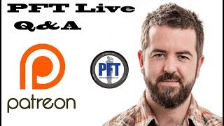"""Join as a PFT Patreon ➜ http://www.patreon.com/PressForTruthIn this live broadcast Dan Dicks of Press For Truth will be taking questions from the Youtube chat as well as reading and answering every question from PFT Patrons! Follow Dan Dicks:PATREON ➜ http://www.patreon.com/PressForTruthFACEBOOK ➜ http://www.facebook.com/PressForTruthINSTAGRAM ➜ http://instagram.com/dandickspftTWITTER ➜ http://twitter.com/#!/DanDicksPFT                 ➜ https://twitter.com/PressForTruthSTEEMIT ➜ https://steemit.com/@pressfortruthSNAPCHAT ➜ https://www.snapchat.com/add/dandickspft Support PFT by donating ➜ https://pressfortruth.ca/donateRock some PFT Gear ➜ http://pressfortruth.ca/shop Check out our sponsors:One World Digital Solutions:http://www.oneworlddigitalsolutions.ca/Get your digital content box and save $50 with promo code """"PFT""""http://www.oneworlddigitalsolutions.ca/ANDSkunk and Panda Shatter Shack https://www.instagram.com/skunkandpandaextracts/Visit them in Victoria or online by going here:http://www.shattershack.ca/ And Liberty Farms: https://www.instagram.com/libertyfarms/Visit them in Squamish or online by going here:http://www.grassrootsmedicinal.ca/https://pressfortruth.ca/register"""