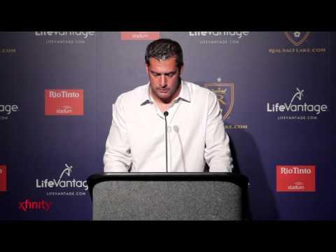 Video: Real Salt Lake vs Colorado Rapids, Postgame Press Conference with Jeff Cassar