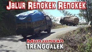 Video Jalur Rengkek Rengkek Munjungan Trenggalek Jawa Timur MP3, 3GP, MP4, WEBM, AVI, FLV Januari 2019