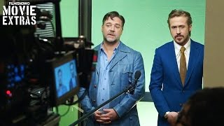 Go Behind The Scenes Of The Nice Guys  2016