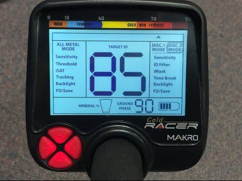 Unboxing The  Makro Gold Racer Metal Detector - metaldetector.com