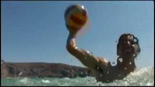 Al equipo de polo acuático de La Paz le importa Balandra