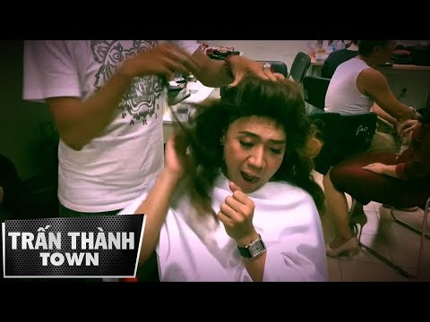 Trấn Thành Bị Vùi Dập Bởi Phi Phi - Người Makeup Thần Thánh Bá Đạo Nhất Showbiz - Thời lượng: 1:29.