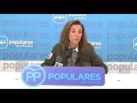 El Gobierno ha elaborado unos PGE para Melilla expansivos y de marcado carácter social e inversor