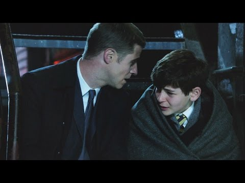 Gotham 1.01 (Clip 'There Will Be Light, Bruce')